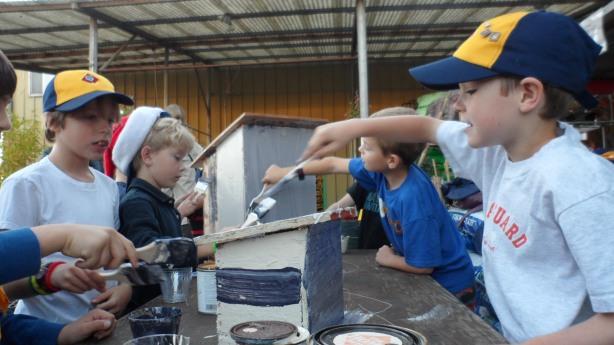 cub scouts birdhouse plans
